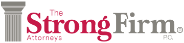 The Strong Firm, P.C. Header Logo