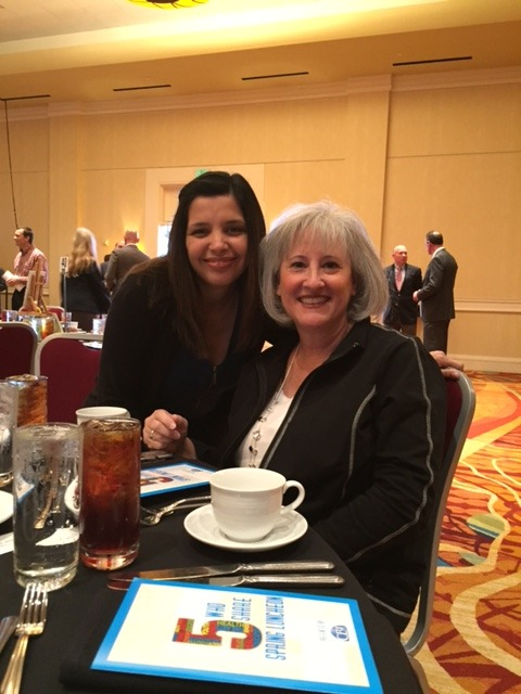 The Strong Firm PC attends Interfaith of The Woodlands Five Who Share Spring Luncheon heldon March 4, 2016 honoring five outstanding community individuals.
