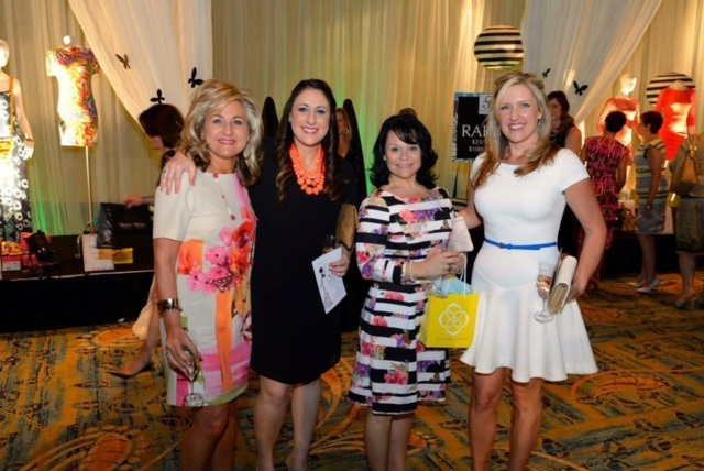 Giving Goes Glam event partnered by Interfaith of The Woodlands and Junior League of the Woodlands, Inc.