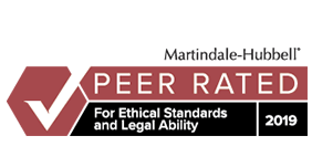 Peer Rated 2019 Award